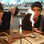 Year 6 experimenting