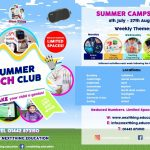 The New Beacon IT Summer Camp